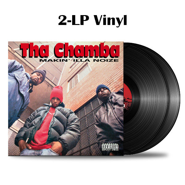 THA CHAMBA FRONT SIDE 2-LP-Vinyl Itemrecords