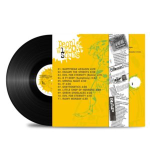HUS KINGPIN – Nah Right Hype 2 LP | IteM records
