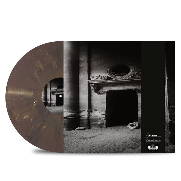 Al_Divino_Monumentality_Back_Side_Grey_Marbled_Vinyl_LP_Egyptian_Strip_Obi