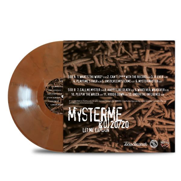 Mysterme_DJ_20/20_Let-me-explain-back_cover-brown_vinyl