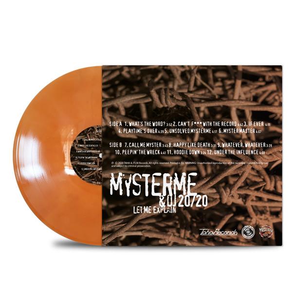 Mysterme_DJ_20/20_Let-me-explain-Back_Cover-rusty-orange_vinyl