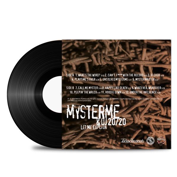 MYSTERME_DJ_20/20_Back_Cover_Test_Pressing_Black_Vinyl