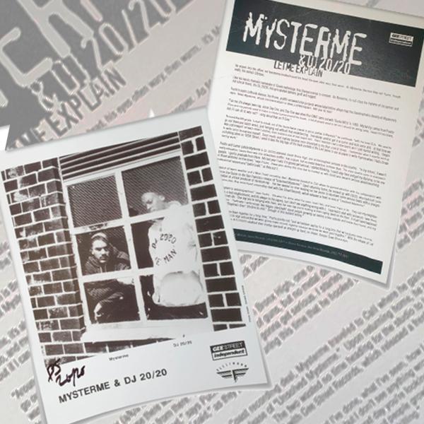 MYSTERME_DJ_20/20_Press_Sheet_photo