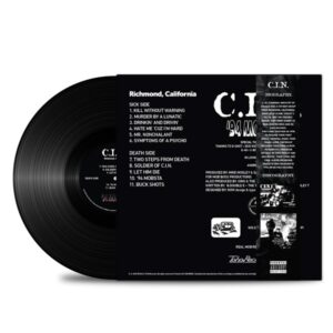 C.I.N.-'94 Mobsta's_Back_Cover_Black_Vinyl_Obi_Strip