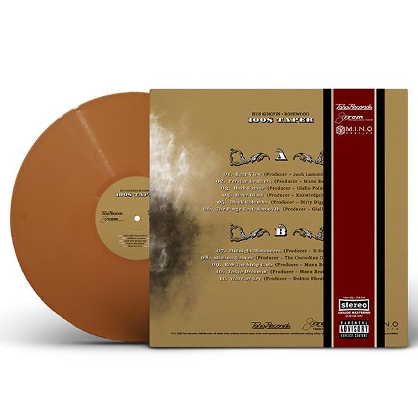 hus_kingpin-rozewood_100_taper_brown_vinyl_obi_strip_back_cover
