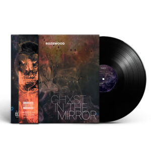 Rozewood_The_Ghxst_In_The_Mirror_Front_Cover_Black_Vinyl_Obi_Strip